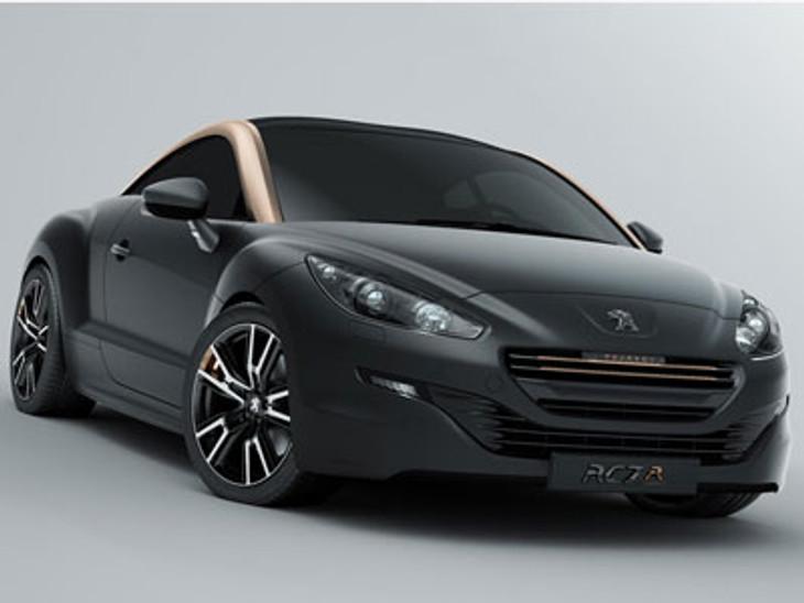 Peugeot Rcz Concept