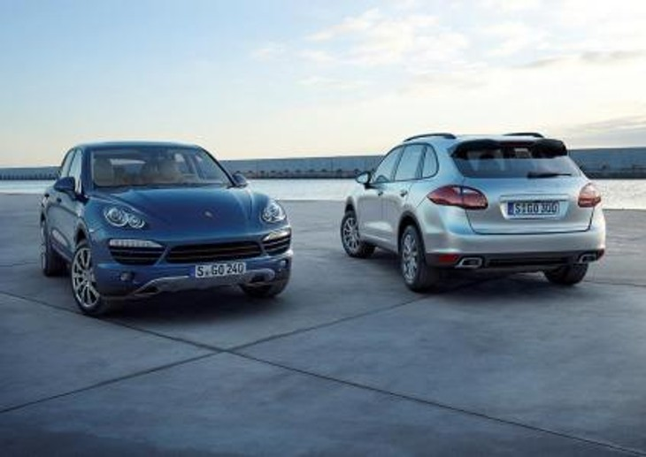 New Porsche Cayenne Gets Efficient V6 Petrol And Diesel Engines