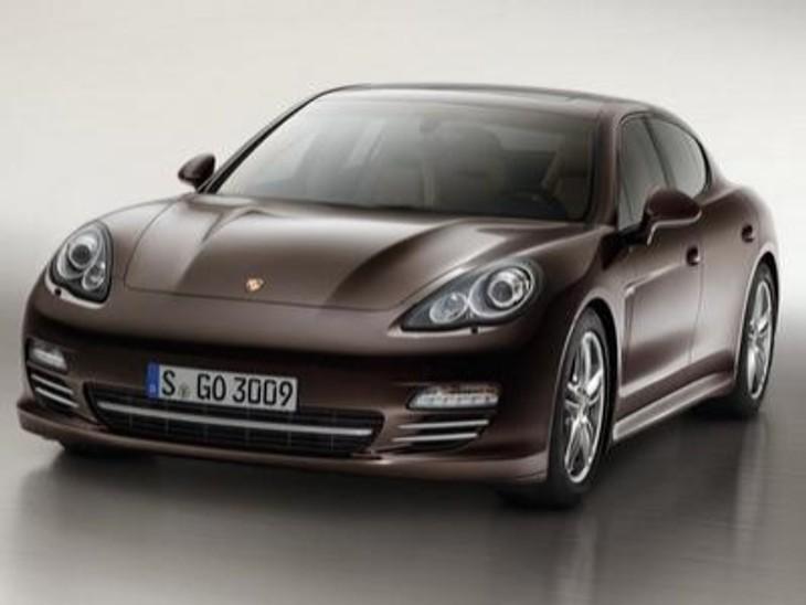 Porsche Front