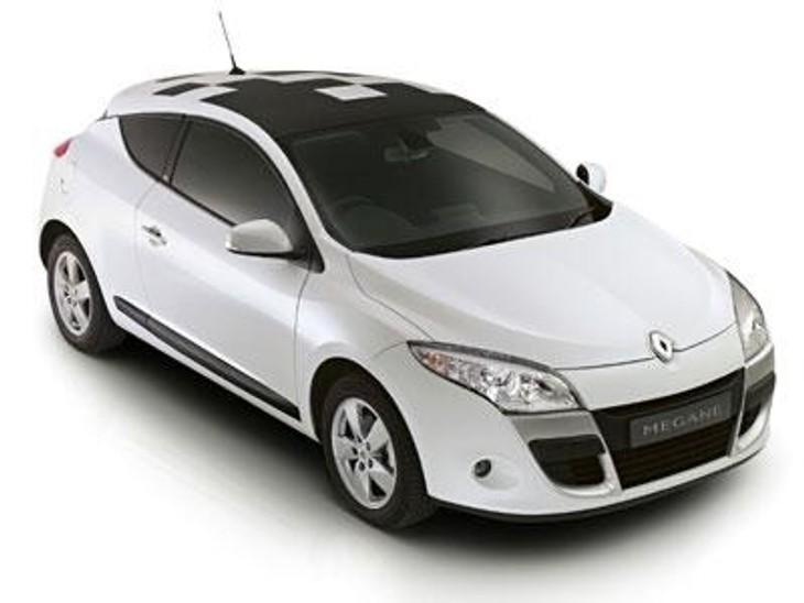 Renault Megane Dynamique