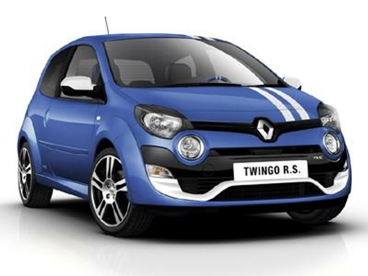Renault Twingo Rs Unleashed Cars