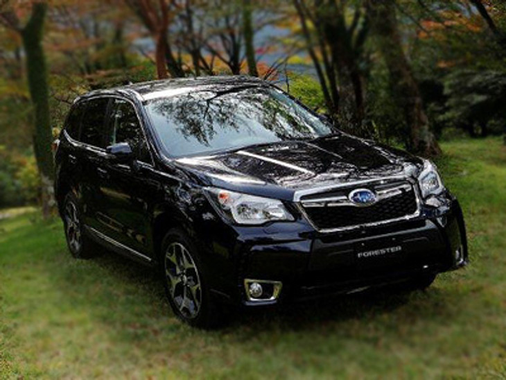 Subaru Forester Replacement Pic