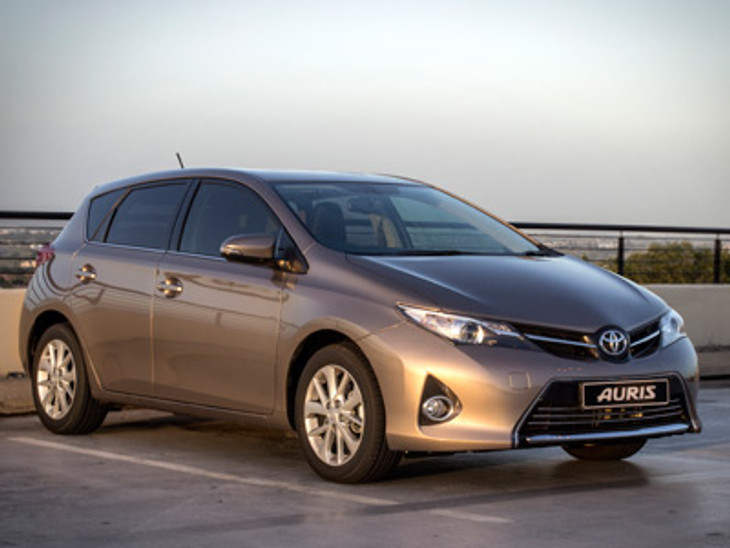 New 2013 Toyota Auris Available In South Africa Cars Co Za