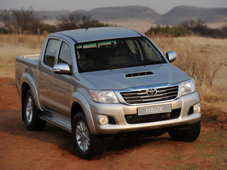 Toyota Hilux The Best Selling Bakkie In South Africa Cars Co Za