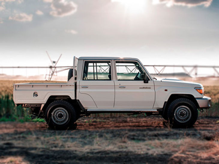 Toyota Land Cruiser 70 Series gets upgrade - Cars co za