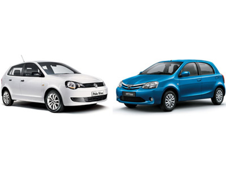 Vw Polo Vivo 1 Vs Toyota Etios
