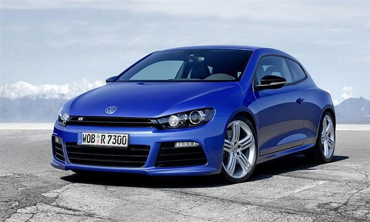 Next Generation Volkswagen Scirocco R To Be Launched in ...