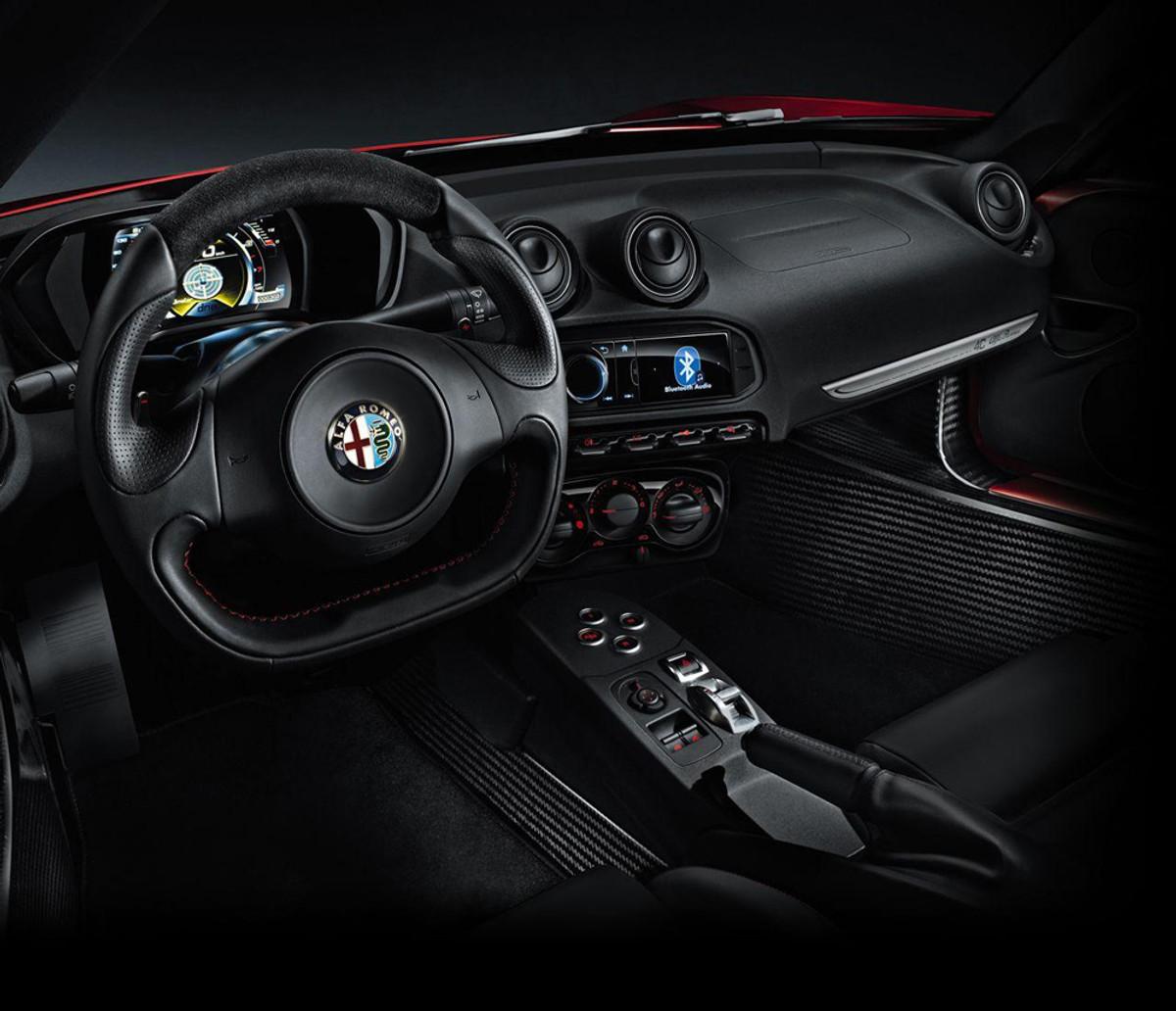 SA Bound 2014 Alfa Romeo 4C