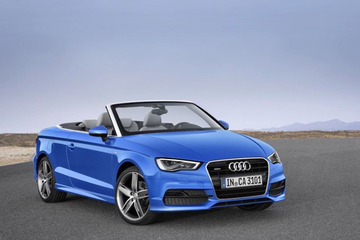 2014 audi a3 cabriolet south african pricing announced. Black Bedroom Furniture Sets. Home Design Ideas