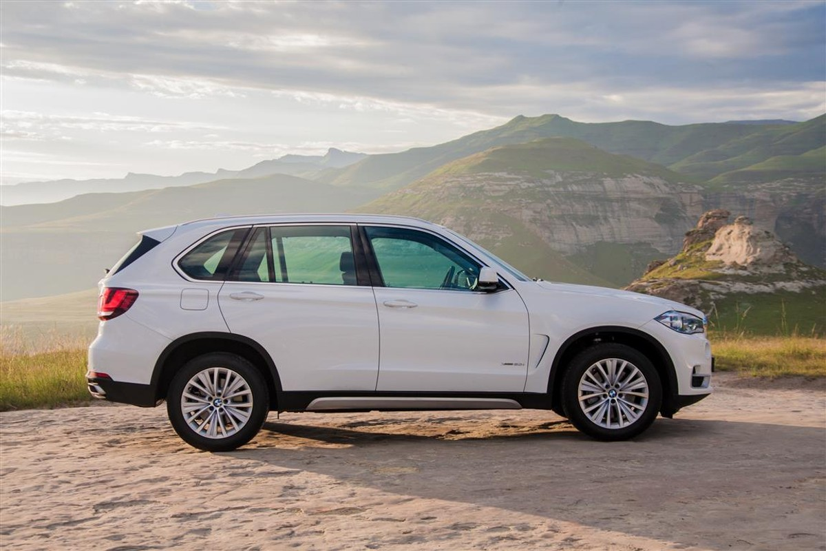 New Bmw X5 Lands In South Africa Cars Co Za