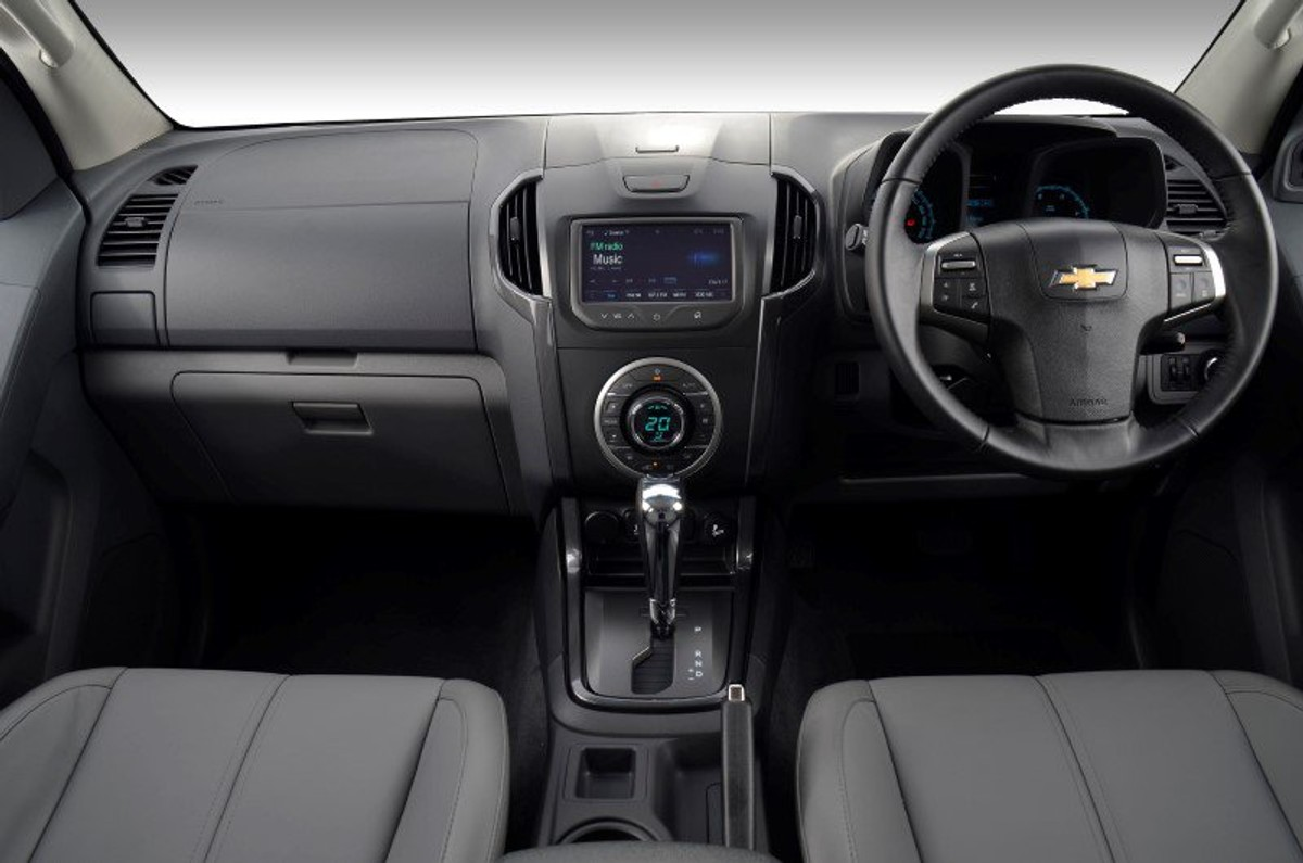 2014 Chevrolet Trailblazer Upgraded – Specs and Prices ...