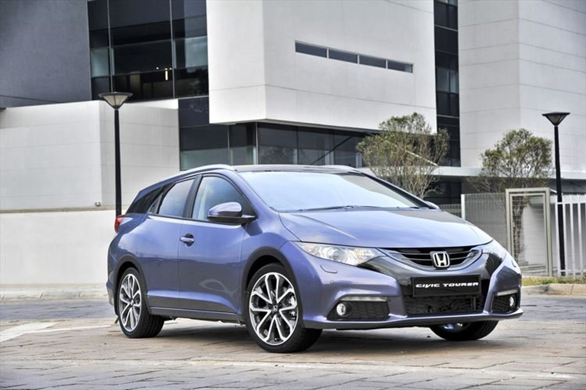 2014 Honda Civic Tourer Arrives In SA – Specs and Prices - Cars.co.za