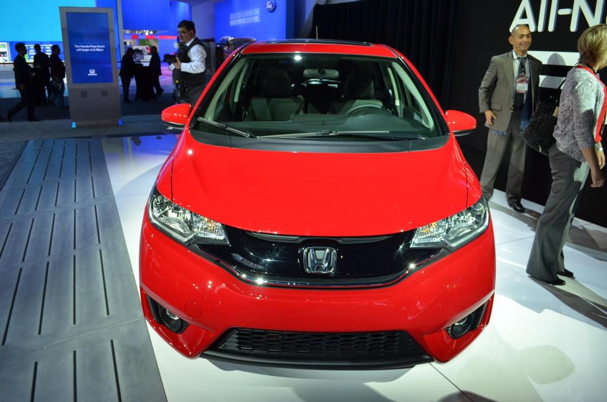 2014 Honda Jazz Latest Info And Images Cars Co Za