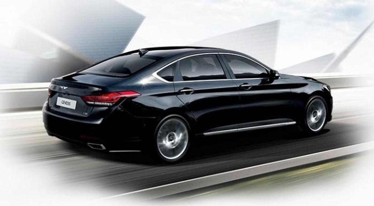 2014 Hyundai Genesis 1; 2014 Hyundai Genesis 2 ...