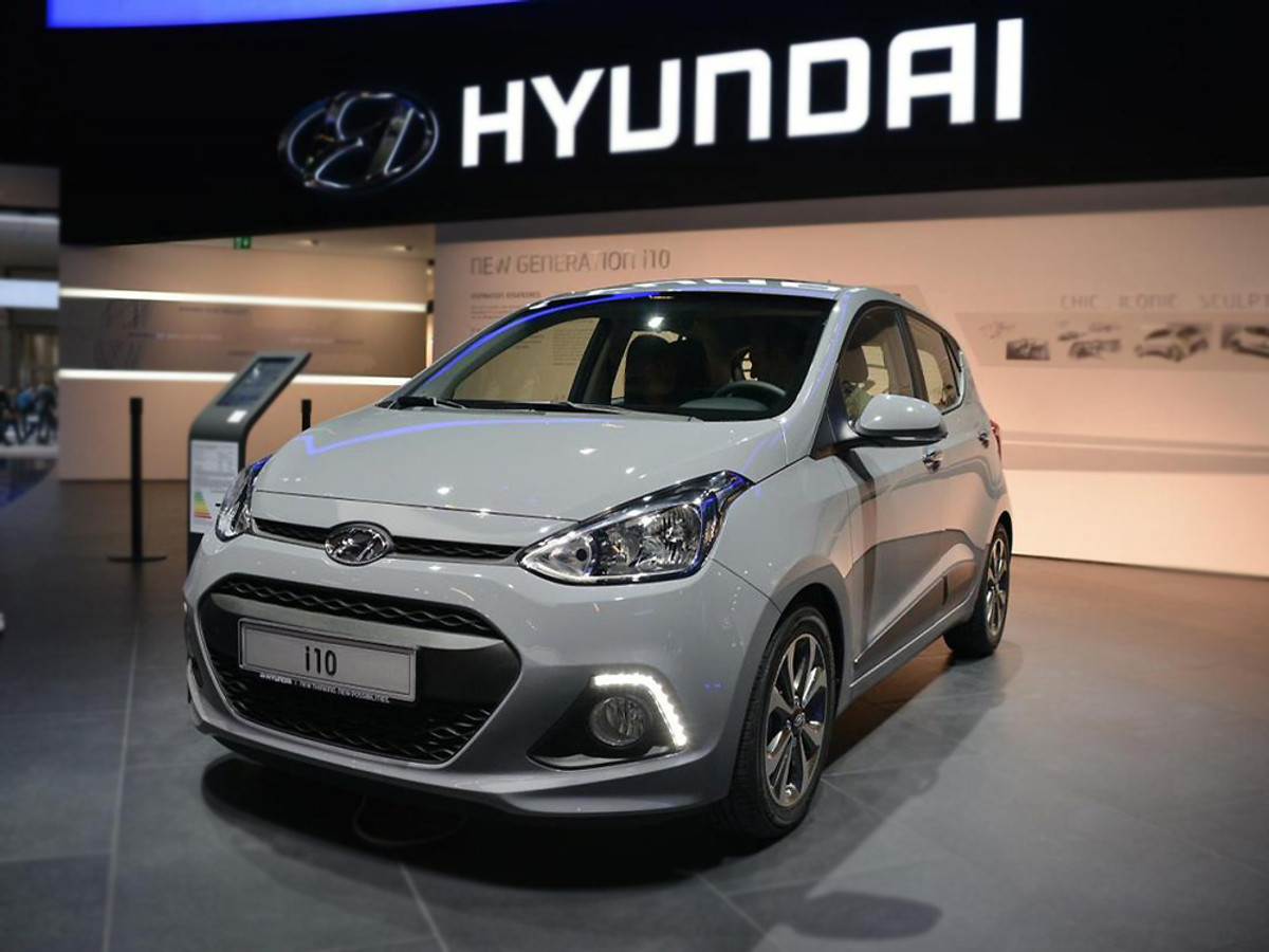 2014 hyundai i10 launched full gallery and more specs. Black Bedroom Furniture Sets. Home Design Ideas