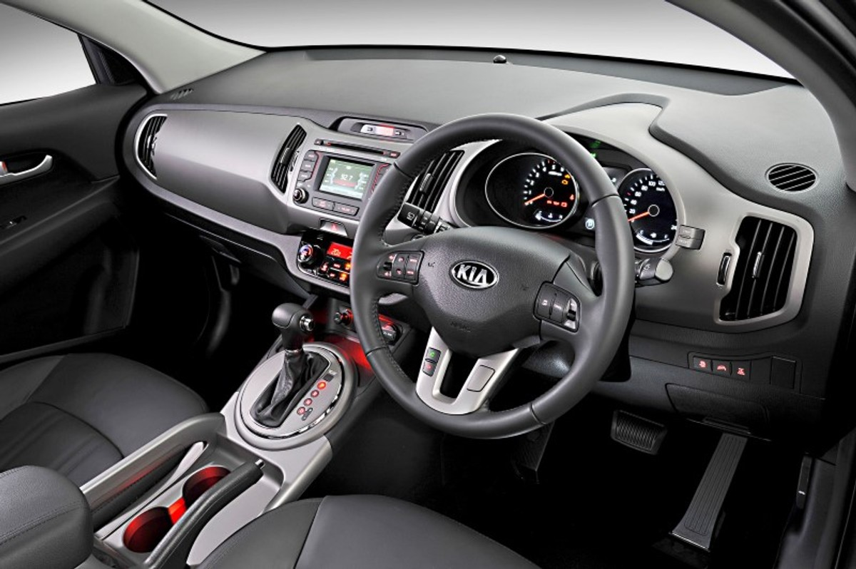 Attractive 2014 Kia Sportage 1 ...
