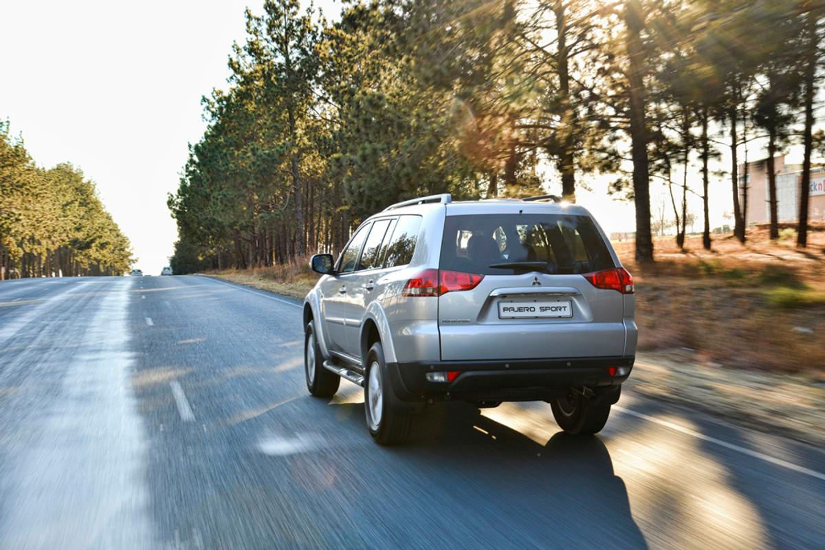 2014 Mitsubishi Pajero Sport Specs And Price