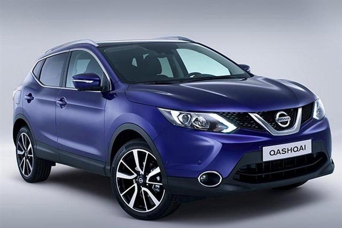 The All New 2014 Nissan Qashqai Is Here Official Images