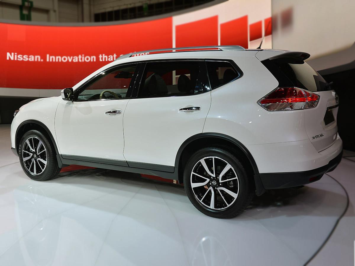 2014 Nissan X-trail Revealed