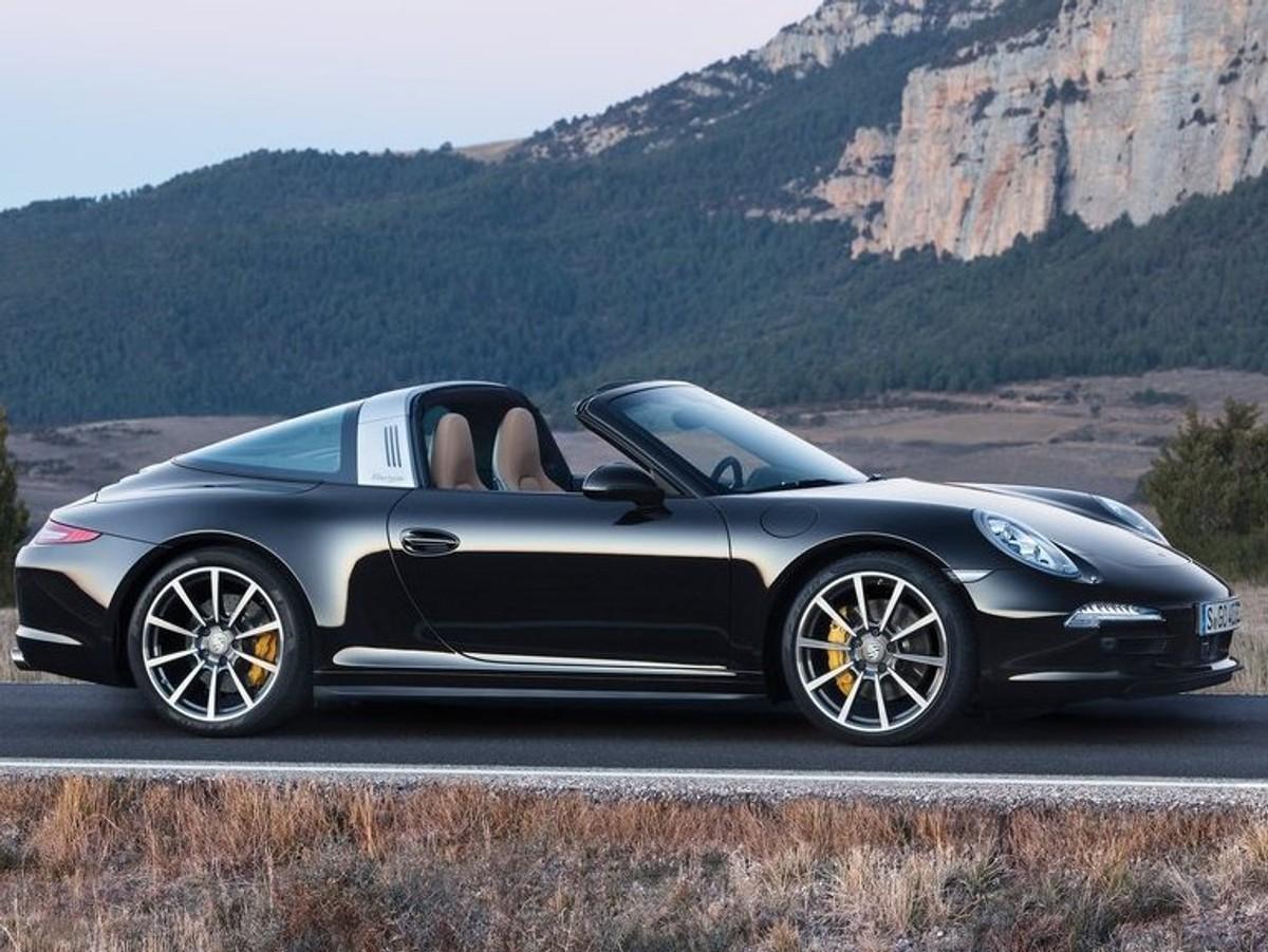 Porsche 911 Auction Prices UK - Ferdinand  Classic Porsche Targa