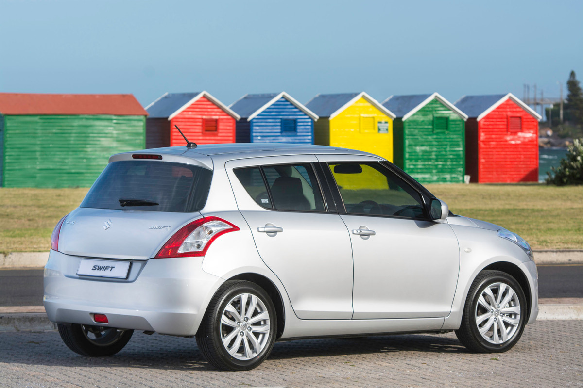 2014 Suzuki Swift Launched In SA - Cars co za