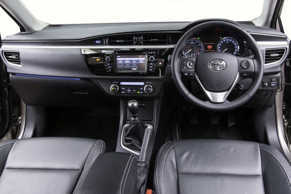 2014 Toyota Corolla Review And Video