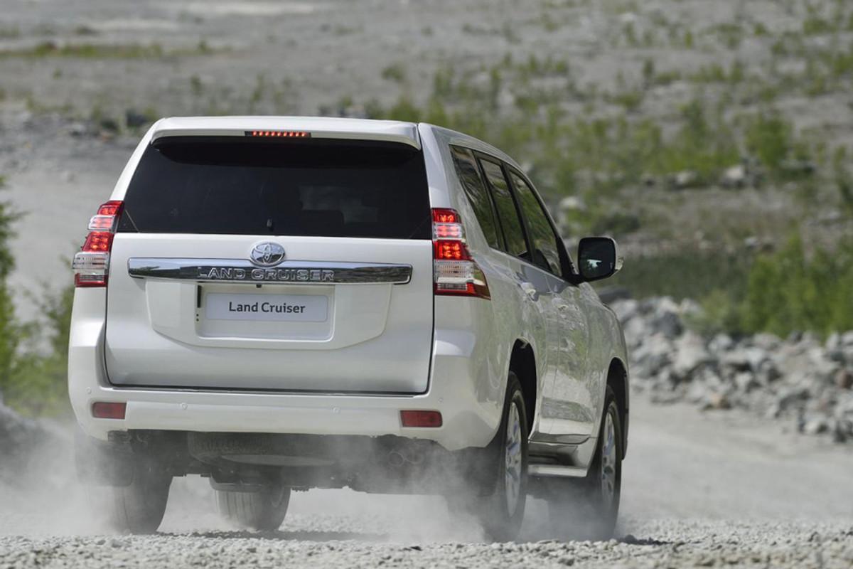 2014 Toyota Land Cruiser Prado Coming To South Africa 8