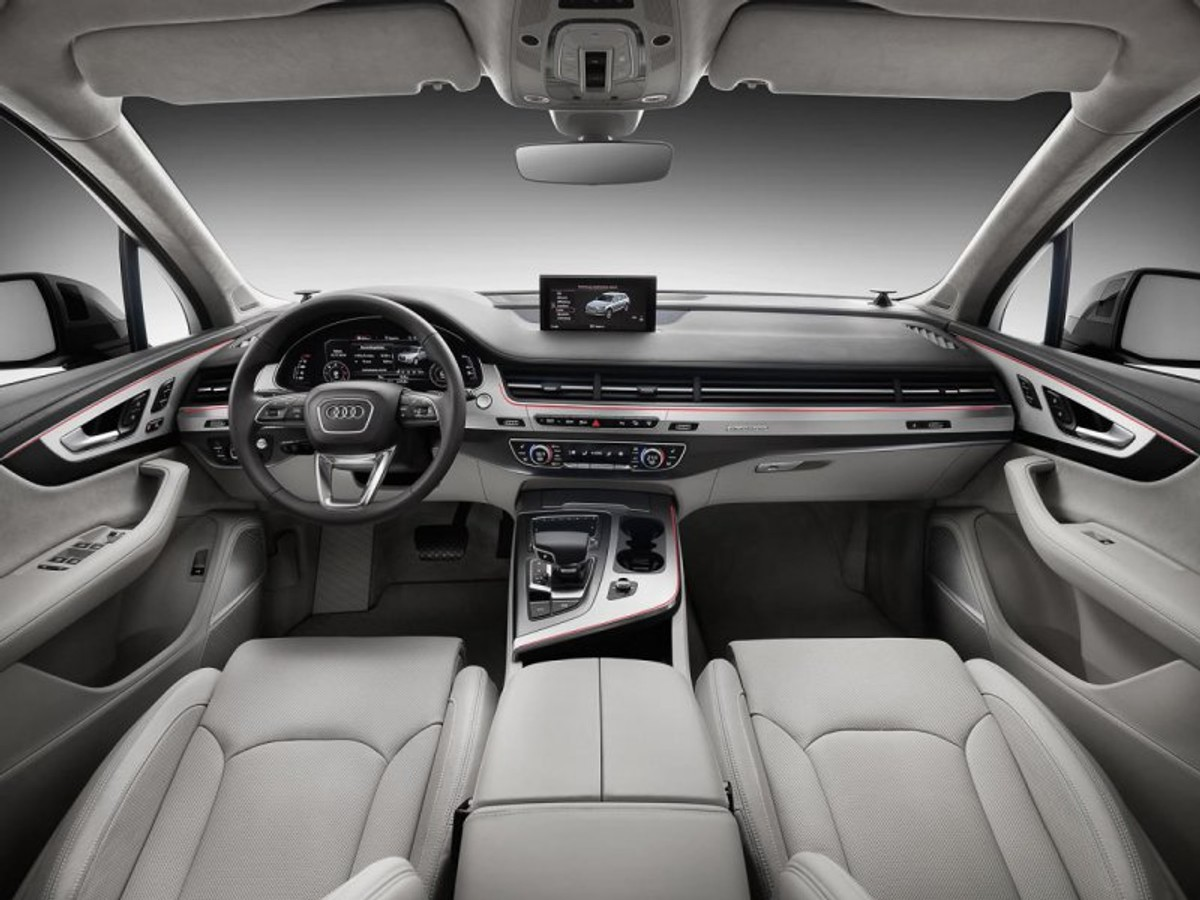 2015 Audi Q7 Officially Revealed Cars Co Za