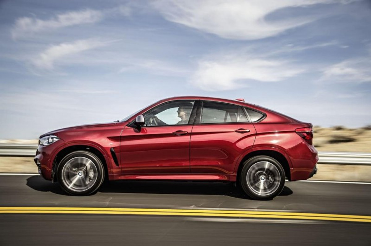 Sa Bound 2015 Bmw X6 Officially Unveiled Cars Co Za