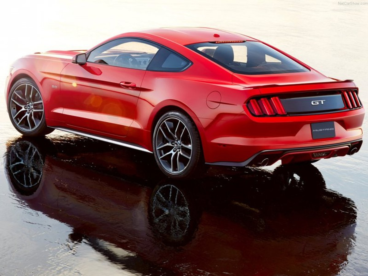 Ford mustang gt 2015 1280x960 wallpaper 1d