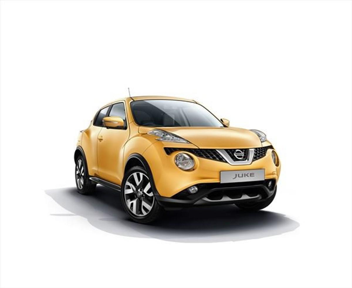 Nissan Juke Receives Significant Upgrades For 2015 - Cars ...  Nissan Juke Rec...