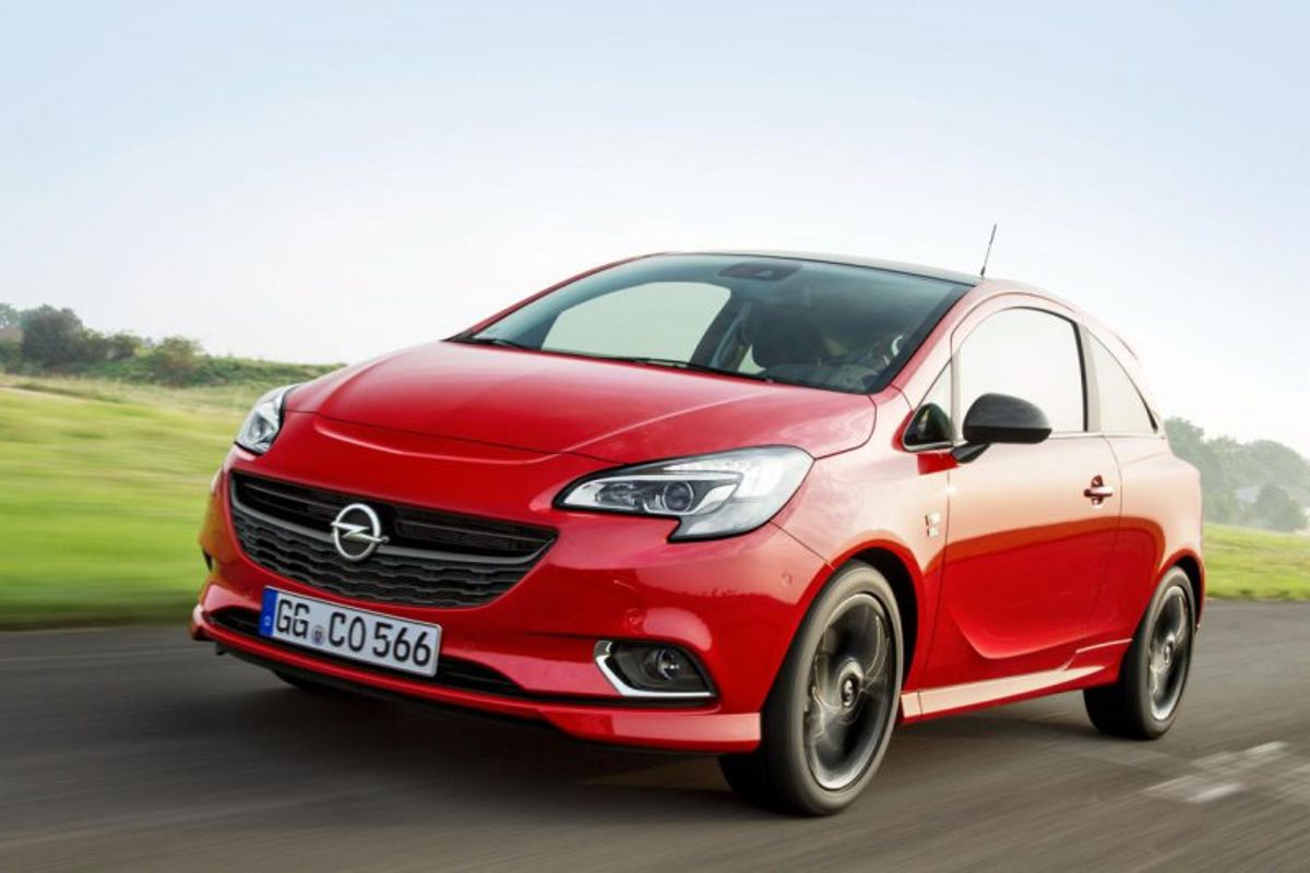 2015 Opel Corsa Opc Line Showcased Cars Co Za