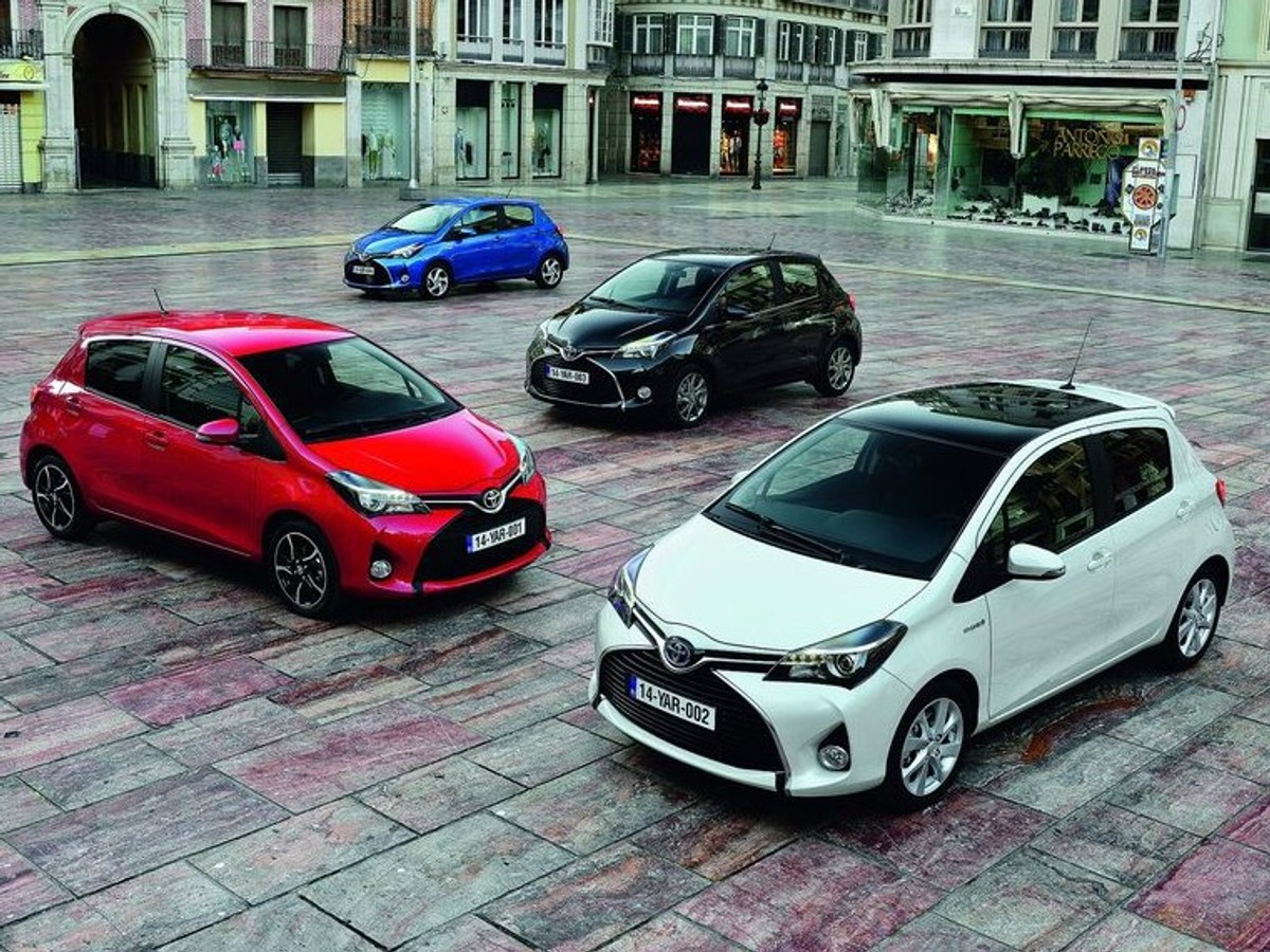 2015 Toyota Yaris Offical Images Cars Co Za