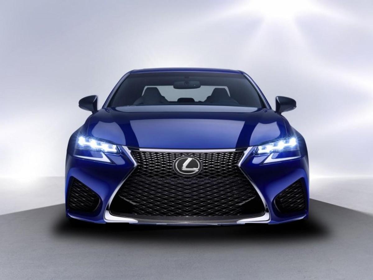 Lexus Gs F Joins High Performance F Line Cars Co Za