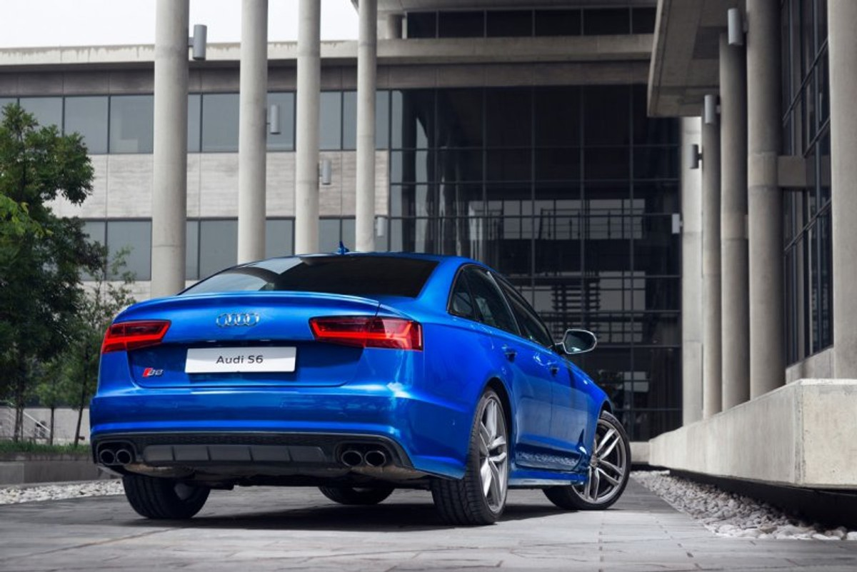 Audi A6 And A7 2015 First Drive Carscoza
