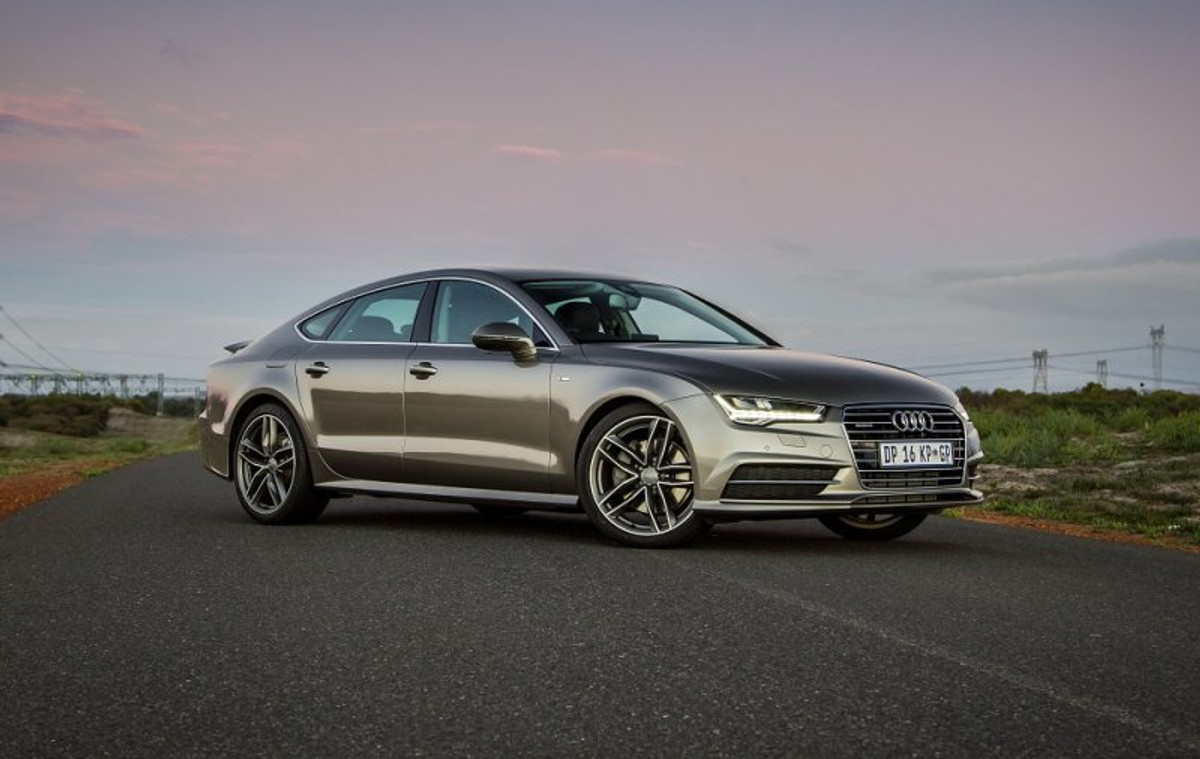 audi a7 sportback 3 0 tdi quattro 2015 review. Black Bedroom Furniture Sets. Home Design Ideas