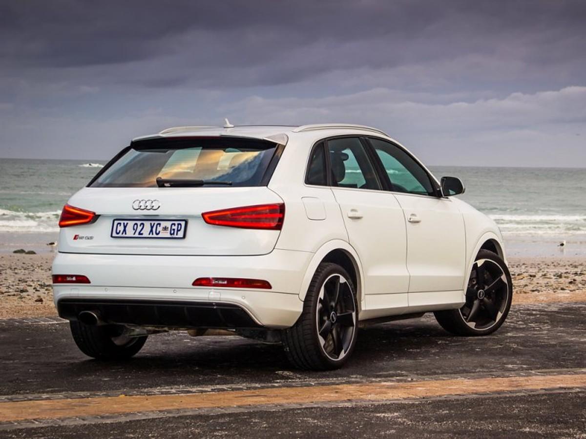 Audi RS Q3 (2014) Review - Cars.co.za