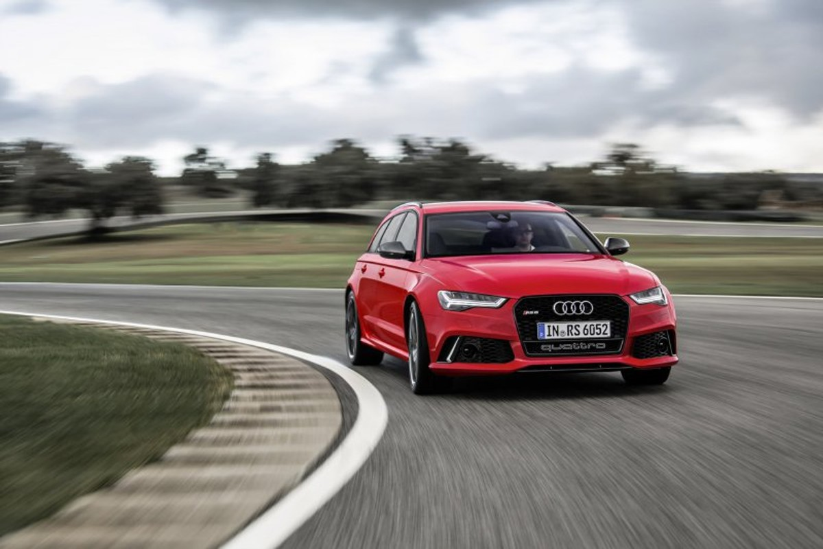 Audi RS6 Avant Unleashed in SA - Cars.co.za