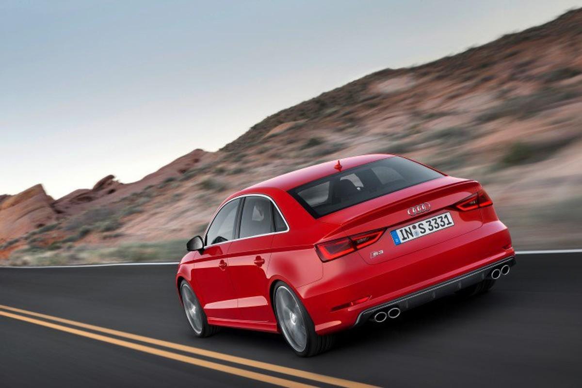 Audi S3 Sedan Arrives In SA - Specs and Prices - Cars.co.za