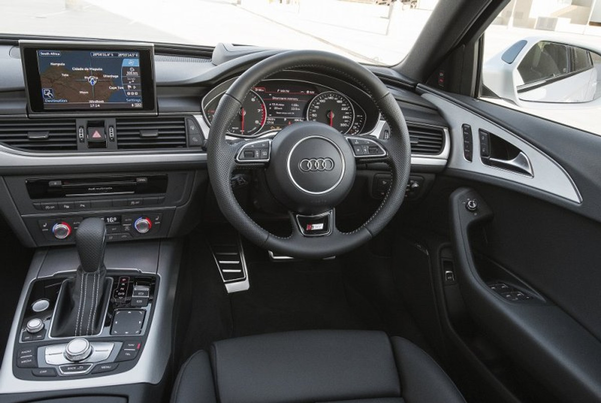 Audi S Review Carscoza - Audi s6 review