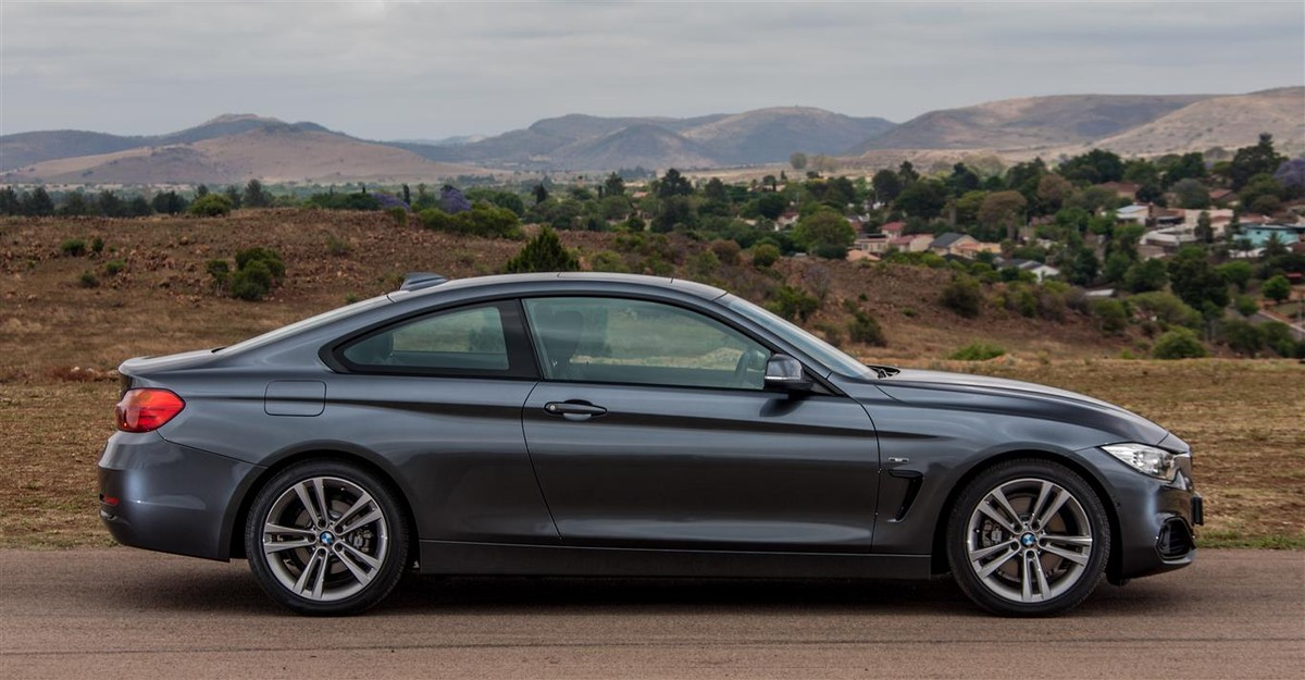 Bmw 4 Series Coupe Driven In South Africa Specs And