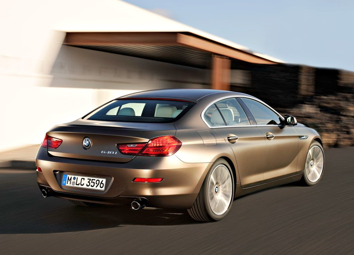 BMW 640D Gran Coupe Review - Cars co za