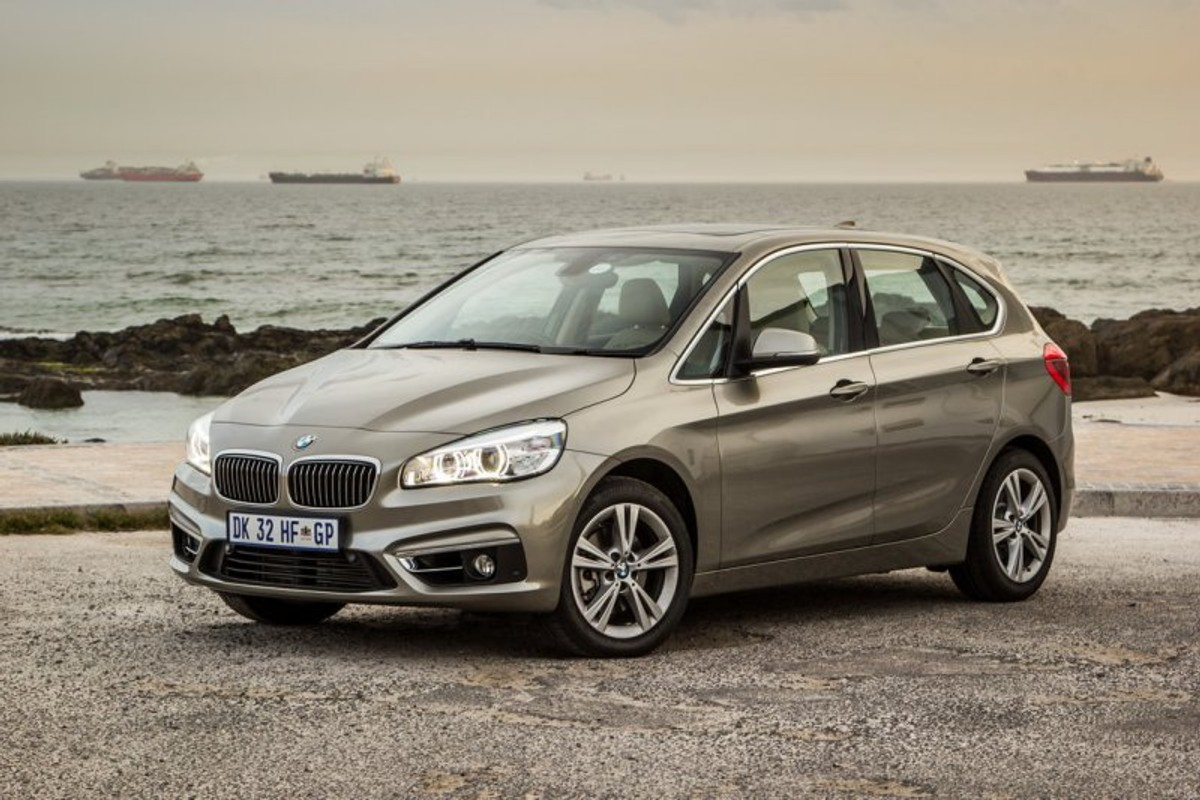 Bmw 2 Series Active Tourer 2015 Review Front Wheel Bikes This Bww Is Bmws First Go At A Drive Model Its An Important Car As Plans To Launch Whole Bunch Of New Products