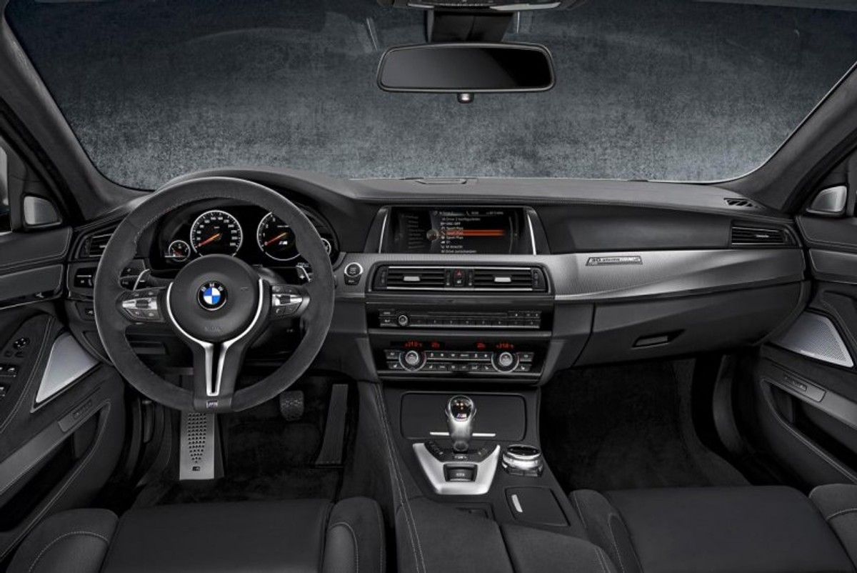 BMW 30 Jahre M5 Special Edition Officially Revealed ...