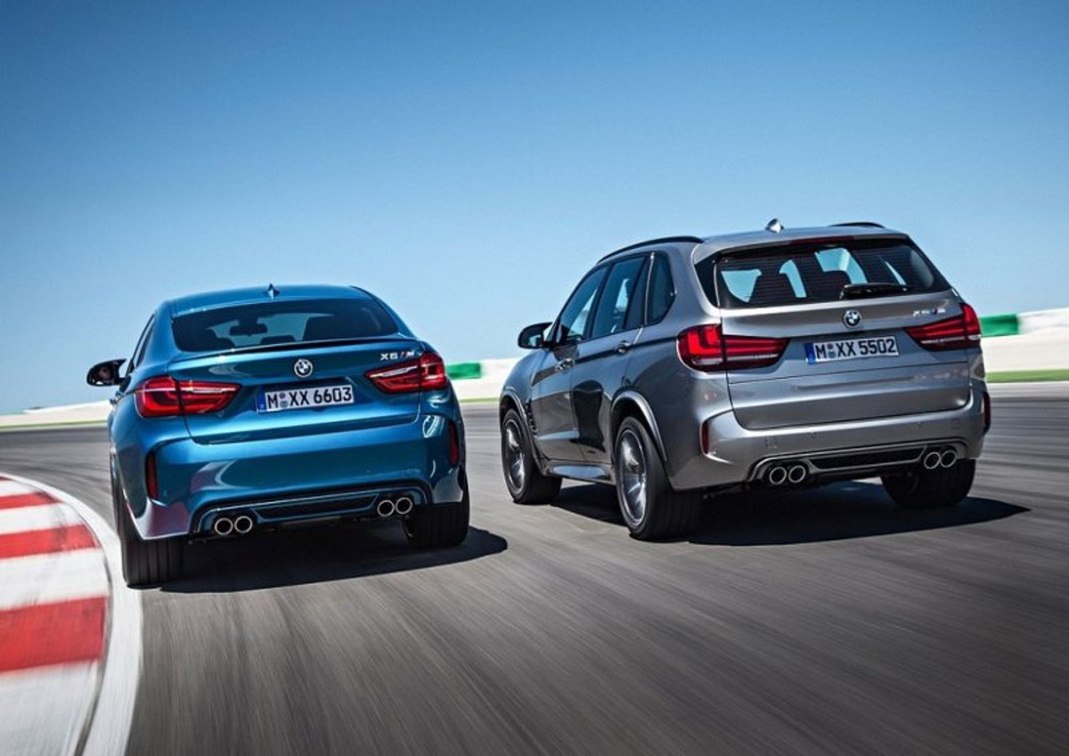 Bmw X5 M X6 M 2015 First Drive Cars Co Za