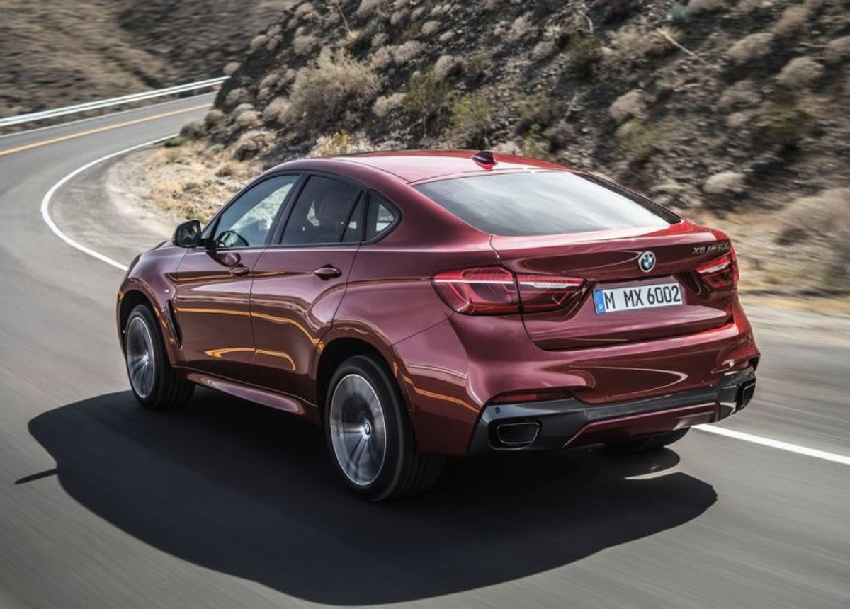 BMW X6 (2015) First Drive - Cars.co.za
