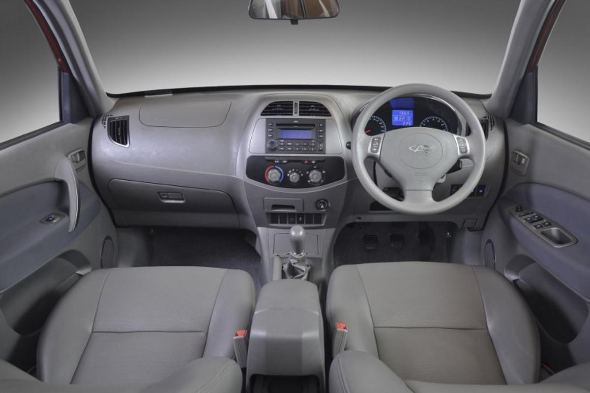 Chery Tiggo 2015 First Drive Cars Co Za