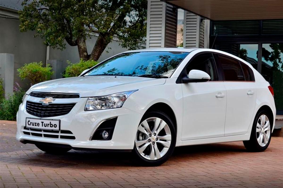 Chevrolet Cruze Now With Turbo Power - Cars.co.za
