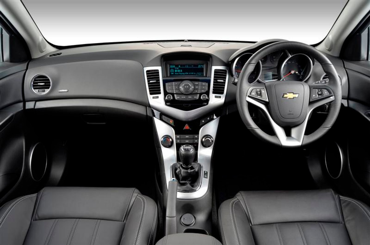 Chevrolet Cruze Now With Turbo Power - Cars.co.za