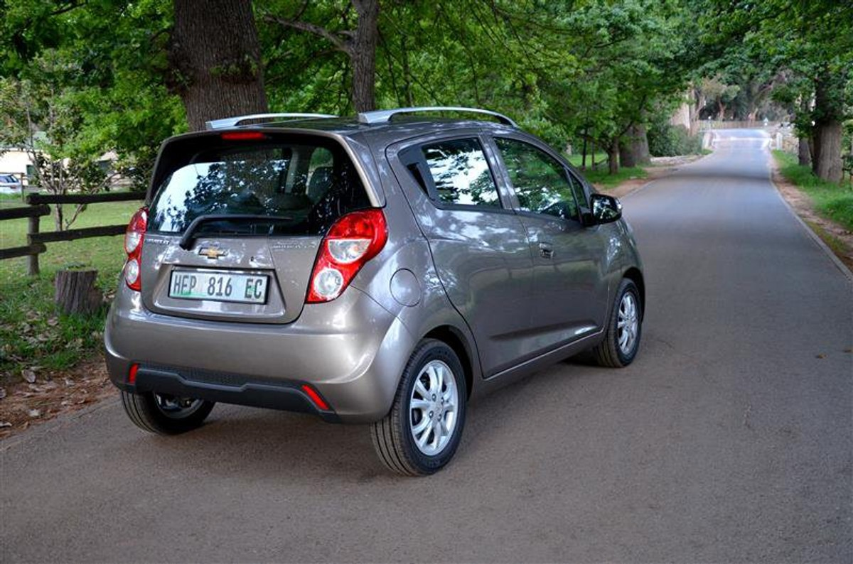 Chevrolet Spark 12 Ls 2014 Review Spoilers 2 Front Interior Rear